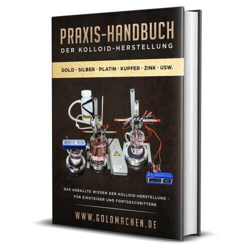 eBook mit Praxis Know-how zur Kolloid-Herstellung