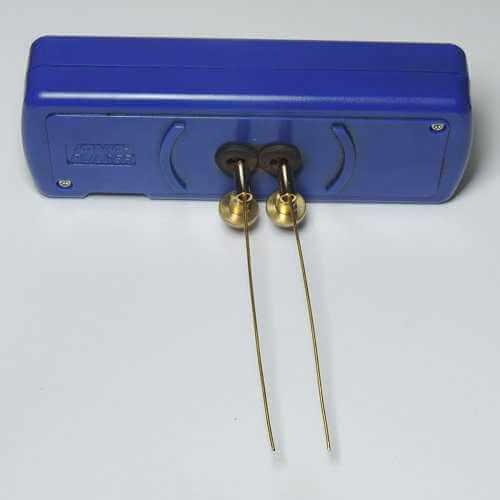 Silbergenerator mit 8 cm Goldelektroden und Adapter - Bild4