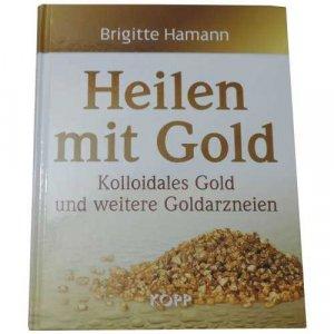 Buch über die Wirkung von kolloidalem Gold