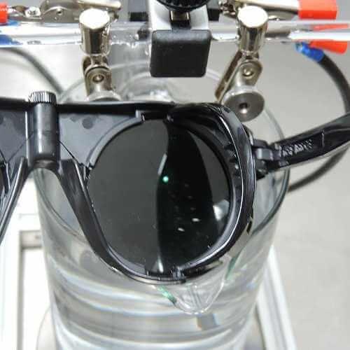Schutzbrille für Hochvolt-Plasma-Verfahren - HVAC