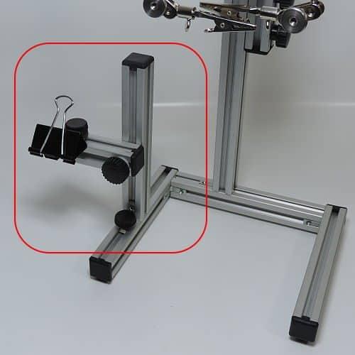 GSH-System Laserpointer-Halterung - Lieferumfang