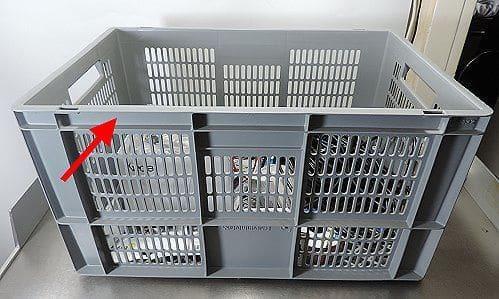 Schutzbox - feste Box