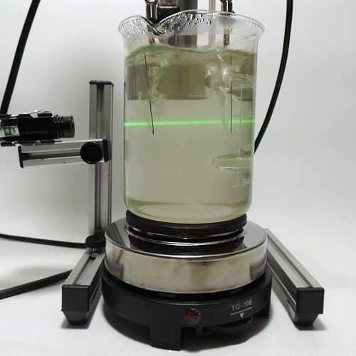 kolloidales Kupfer hergestellt im Hochvolt-Elektrolyse-Verfahren
