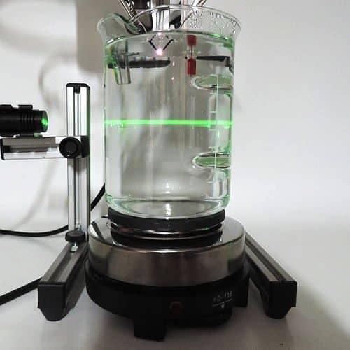 kolloidales Platin hergestellt im Hochvolt-Plasma-Verfahren