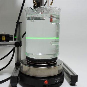 kolloidales Silber hergestellt im Hochvolt-Plasma-Verfahren