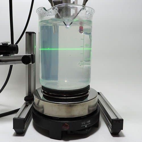 kolloidales Zink hergestellt im Hochvolt-Plasma-Verfahren