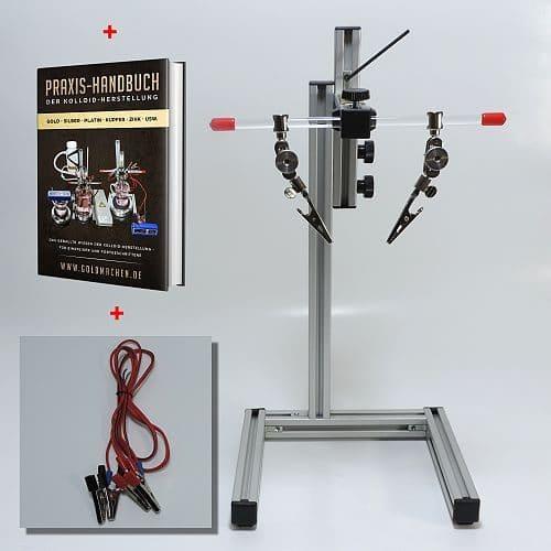 GSH-System für Silbergeneratoren - Lieferumfang