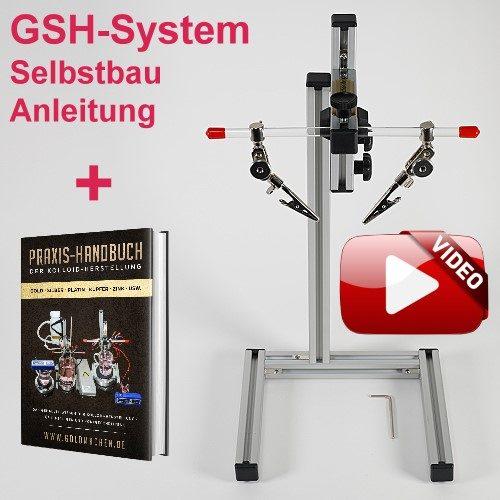GSH-System Basic - Videobauanleitung - Kolloidherstellung