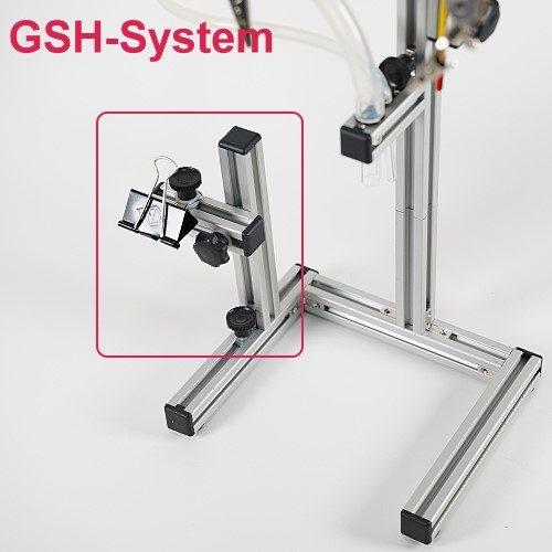GSH-System - Laserpointer-Halter