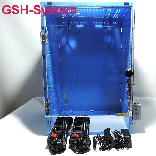 GSH-System Schutzbox mit Zubehör