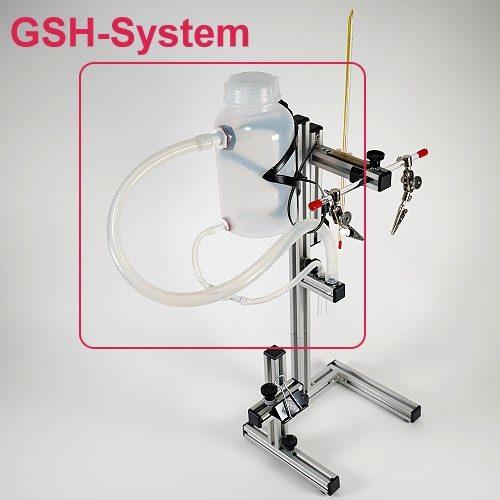 GSH Wasser Nachfüll-System