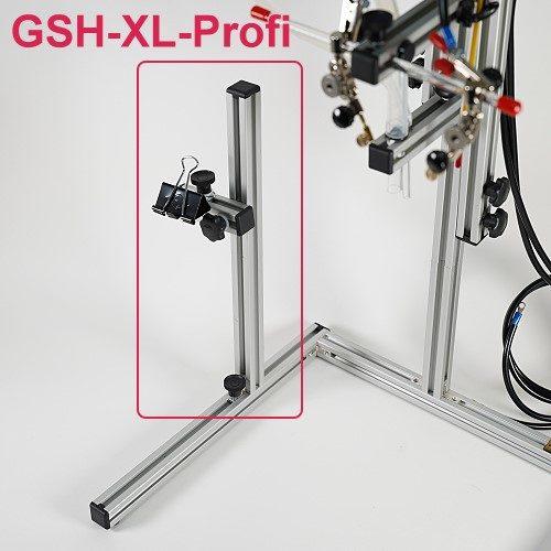 GSH-XL-Profi System - Laserpointer-Halter