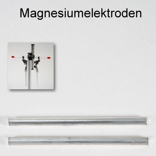 Magnesiumelektroden - kolloidales/ionisches Magnesium herstellen